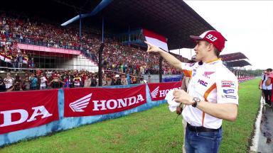 Repsol Honda über die Zukunft der MotoGP™ in Indonesien