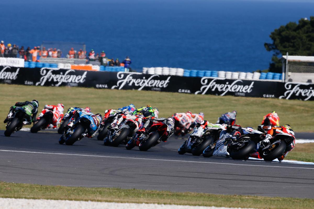MotoGP™ back on track for Phillip Island test | MotoGP™