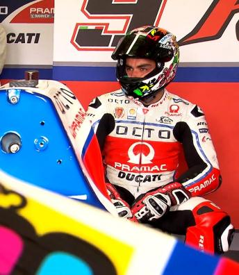 #AusTest Highlights: Petrucci quickest in mixed conditions