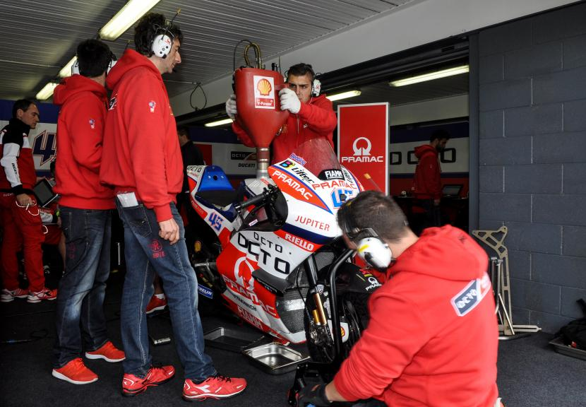 Scott Redding, Octo Pramac Racing, Phillip Island Test