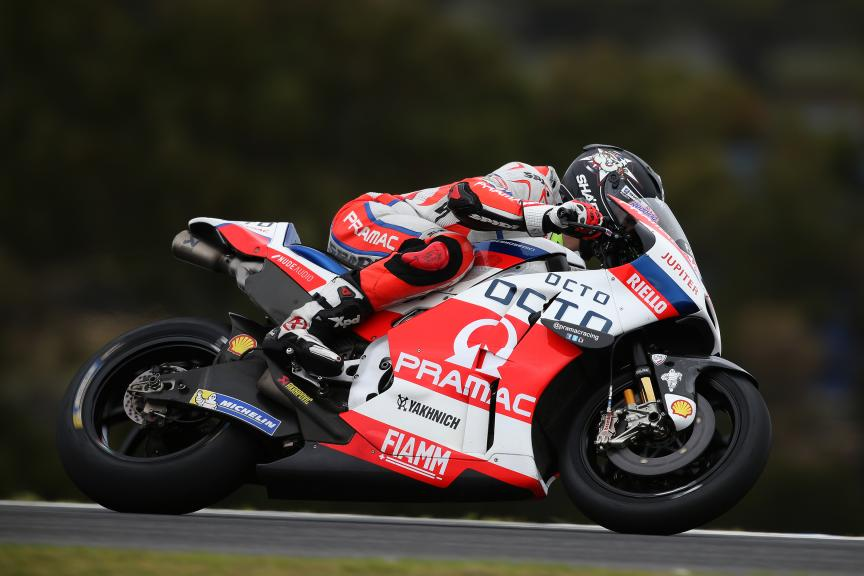 Scott Redding, Octo Pramac Yakhnich, Phillip Island Test