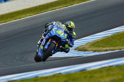 "Espargaro: ""If rain came seriously I would have been happy"""