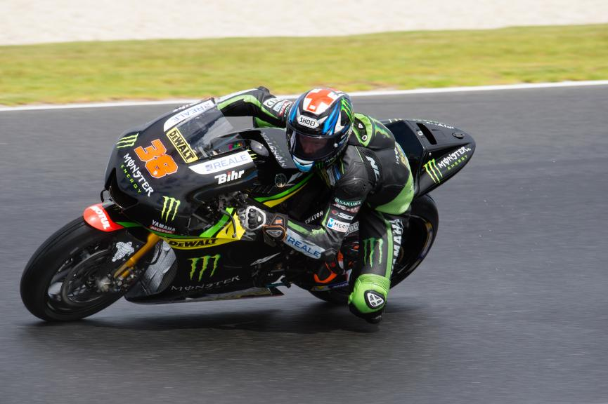Bradley Smith, Monster Yamaha Tech 3, Phillip Island Test