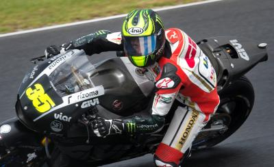 "Crutchlow: ""We need to work very hard overnight"""