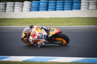 Phillip Island Test in Fotos