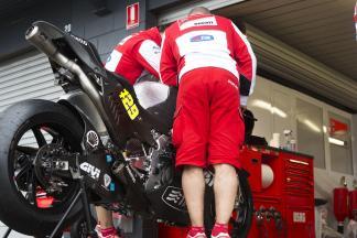 Ducati Team, Phillip Island Test
