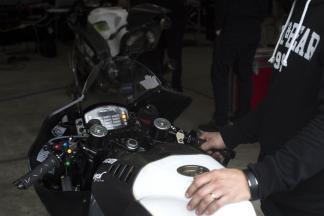 Aspar MotoGP Team, Phillip Island Test