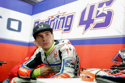 "Redding: ""I left a few tenths on the track"""