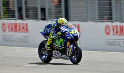 Rossi – P4: Vorn dabei, zufrieden