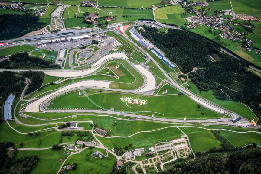 Red Bull Ring – Spielberg aerial view