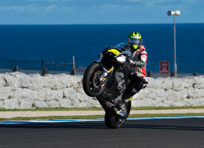 Cal Crutchlow, LCR Honda, Phillip Island Test