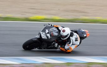 Mika Kallio - KTM MotoGP™ Test, Jerez Circuit © Max Kroiss