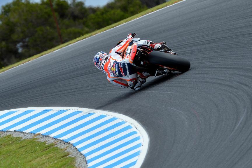 Dani Pedrosa, Repsol Honda Team, Phillip Island Test