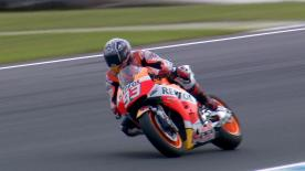 Friday highlights from the official MotoGP™ test at Phillip Island that saw Marc Marquez end the day on top, with Viñales quickest overall.