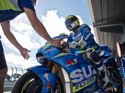 Photo Gallery: terzo giorno di test a Phillip Island