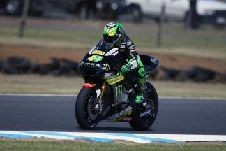 Pol Espargaro, Monster Yamaha Tech 3, Phillip Island Test
