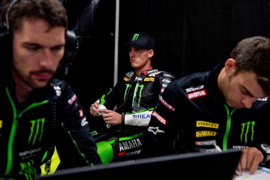 Pol Espargaro, Monster Yamaha Tech 3, Phillip Island Test