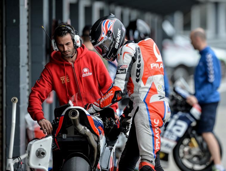 Scott Redding, Octo Pramac Racing, Phillip Island Test