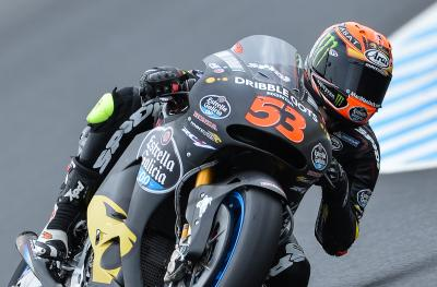 """Rabat: """"I've learnt a lot here at Phillip Island"""""""