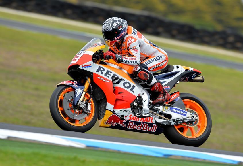 Marc Marquez, Repsol Honda Team, Phillip Island Test