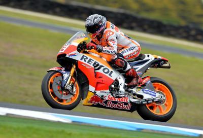 Márquez : 'Je commence à me sentir bien sur la moto'