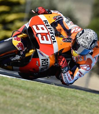#AusTest Highlights Day 3: Marquez tops final day
