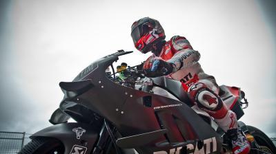 """Dovizioso : """"Nous avons facilement pu être rapides"""""""