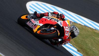 Márquez: Große Fortschritte bei Honda