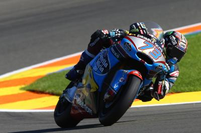 Medical update on Alex Marquez's injury