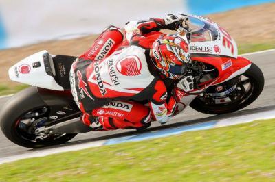 Arranca un nuevo test privado en Jerez