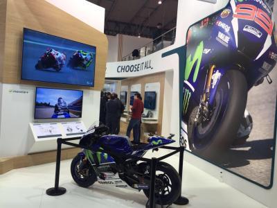 Le MotoGP™ présent au #MWC16