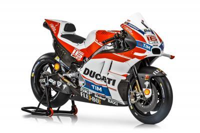 Ecco la nuova Ducati Desmosedici GP