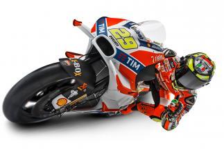 Galerie : La présentation du Ducati Team