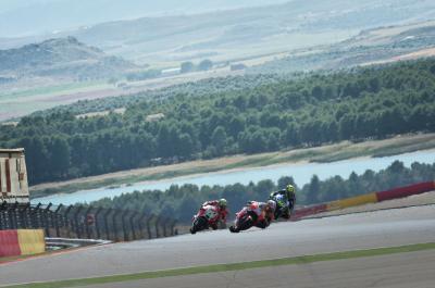 Il GP di Aragon premiato come il migliore del 2015
