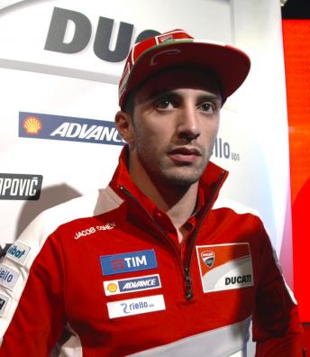 "Iannone: ""We want to fight with the best riders"""
