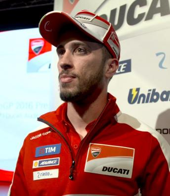 "Dovizioso: ""The tyre is the key point"""