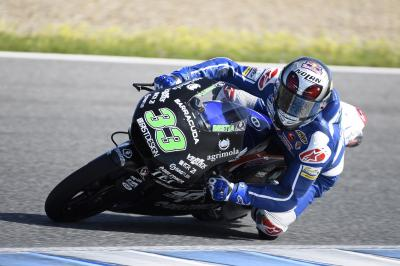 "Bastianini: ""It was a fun and productive day"""