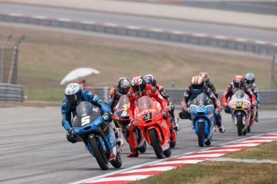 Moto2™ y Moto3™ se dirigen a su primer test oficial de 2016