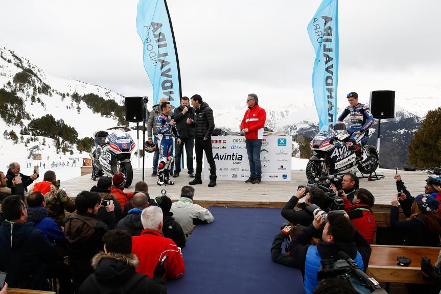 Avintia Racing launch 2016
