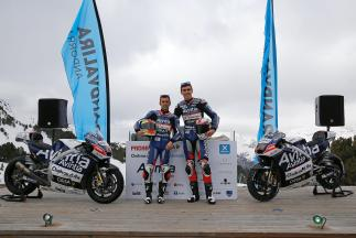 Avintia Racing launch 2016