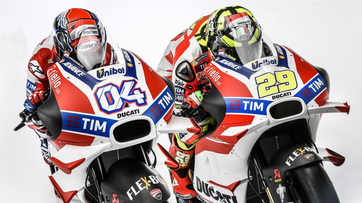 L Historique De Ducati Dans Le Championnat Du Monde Motogp
