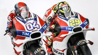 Ducati's World Championship History