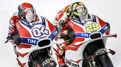 Historia de Ducati en el Campeonato del Mundo