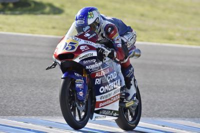 Ongetta Rivacold termina i test a Jerez