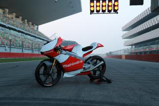 Mahindra Racing reveal revised MGP30 in India