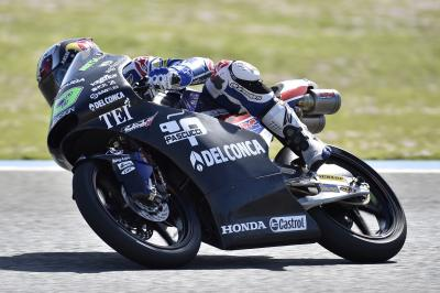 Gresini Racing, positivi i test privati a Jerez
