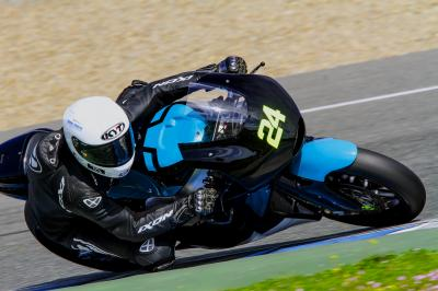 Private Tests einiger Moto2™ und Moto3™ Teams in Jerez