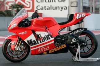 Ducati Desmosedici GP5
