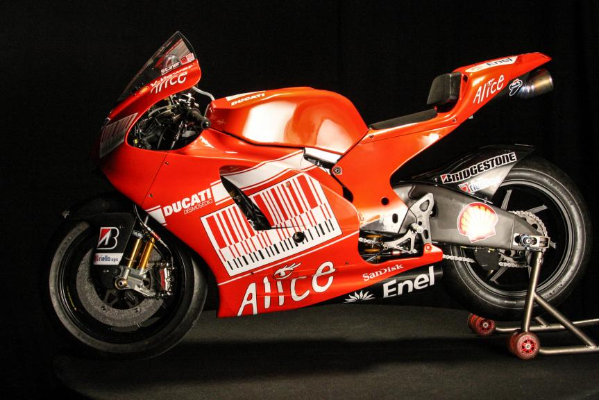 Ducati Desmosedici GP9