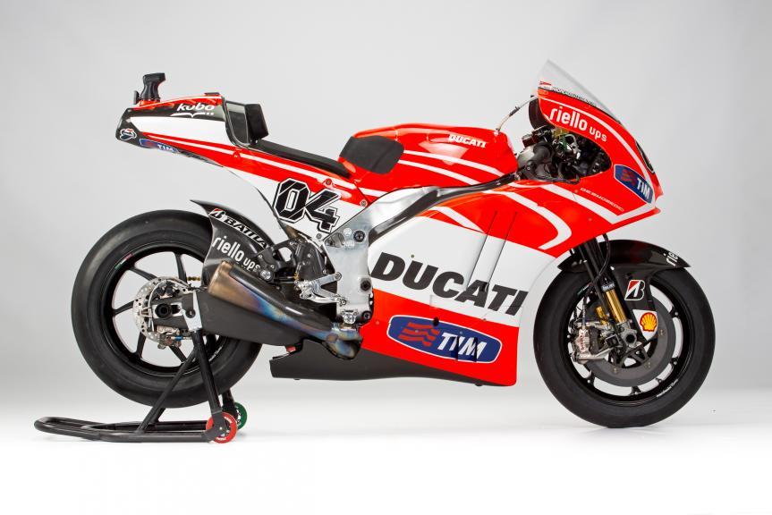 Ducati Desmosedici GP13